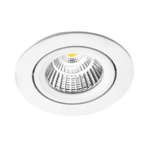 YDLED-367/7W/30/B tecnolite Plafon LED empotrable 7W