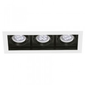 YD-400-3/B tecnolite Led downlight triple