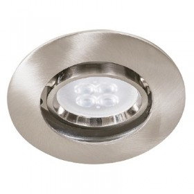 YD-515/S tecnolite Downlight led empotrable redondo