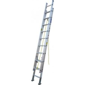 Escaleras de extension de aluminio
